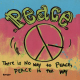 Peace Art by Tava Luv