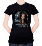 Juniors: Stargate Universe-Nicholas Rush T-shirts
