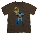 Youth: Batman-Arms Akimbo Bats T-shirts