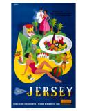 Jersey, BR, c.1959 Prints by E. Lander