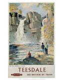 Teesdale, BR, c.1962 Prints
