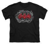 Youth: Batman-Hip Hop Logo T-Shirt