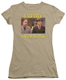 Juniors: Star Trek Original-Episode 49 T-shirts