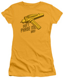 Juniors: Star Trek-Don't Phase Me Bro T-Shirt