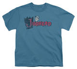 Youth: Archie Comics-Distressed Jughead Logo T-shirts