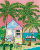 Conch Cottage Art by Wendy McKinney