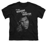 Youth: Ali-Back It Up T-Shirt