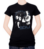 Juniors: Stargate Universe-Universal Crew T-shirts