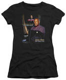 Juniors: Star Trek-Captain Sisko T-Shirt