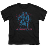 Youth: Airwolf-Graphic Shirts