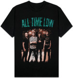 All Time Low- Band Photo Shirt