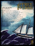 Free Verse Poetry Form Poster by Jeanne Stevenson