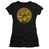 Juniors: Sun Records-Elvis Full Sun Label Shirt
