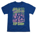 Youth: 90210-Zip Code Camiseta