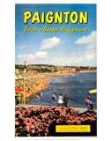 Paignton, BR, c.1962 Prints