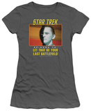 Juniors: Star Trek Original-Last Battlefield Shirts
