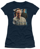 Juniors: Star Trek-Doctor Phlox T-shirts