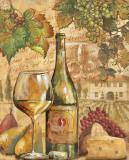 Collage de vin II Affiches par Gregory Gorham