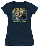 Juniors: Star Trek Original-The Squire Of Gothos T-Shirt