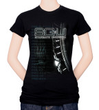 Juniors: Stargate Universe-Codes T-Shirt
