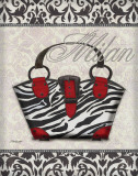 Classy Purse I Prints by Todd Williams