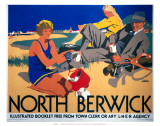 North Berwick, LNER, c.1923 Prints by Frank Newbould