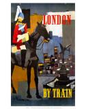 London by Train, BR (ER), c.1923-1947 Art