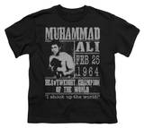 Youth: Ali-Poster T-shirts