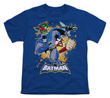 Youth: Batman BB-Burst Into Action T-Shirt