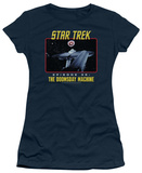Juniors: Star Trek Original-The Doomsday Machine Shirt
