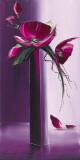 Elegance En Mauve I Art by Olivier Tramoni