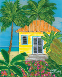 Coconut Cottage Posters by Wendy McKinney