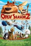 Open Season 2 Posters