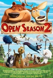 Open Season 2 Poster