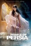 Prince of Persia: The Sands of Time - German Style Affiches