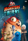 Monsters vs. Aliens Kunstdrucke