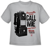 Youth: American Pickers-Call Me T-Shirt