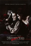 Sweeney Todd: Demonbarbereren fra Fleet Street Plakater