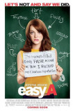 Easy A Plakater