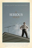 A Serious Man - Swiss Style Affiche