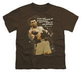 Youth: Ali-Apologize T-Shirt