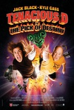 Tenacious D in: The Pick of Destiny - French Style Poster