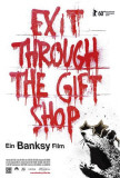 Exit Through the Gift Shop - German Style Posters