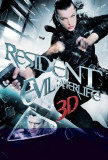 Resident Evil: Afterlife - German Style Plakaty