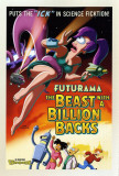 Futurama: The Beast with a Billion Backs Posters