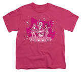 Youth: Archie Comics-Kitty Band Shirts