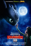How to Train Your Dragon - Mexican Style Plakater