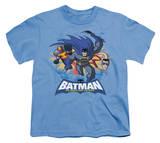 Youth: Batman BB-Charging Trio T-shirts