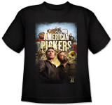 Youth: American Pickers-Distressed Poster T-shirts