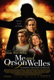 Me and Orson Welles Plakat